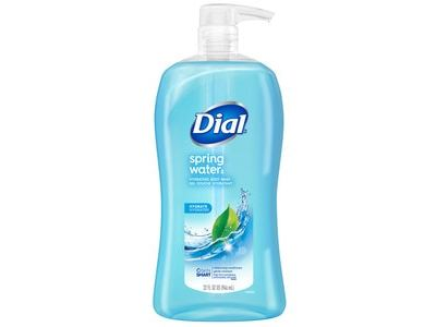 Dial Spring Water Body Wash With Moisturizers