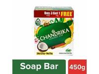 Chandrika Ayurveda Soap For Healthy Skin 125g - Image 2