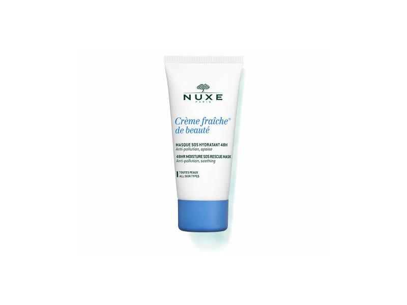 Nuxe Creme Fraiche De Beaute 48HR Moisture SOS Rescue Mask, 50 mL