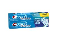 Crest Complete Whitening + Deep Clean Effervescent Mint Toothpaste 11.6oz Twin Pack (Pack of 2) - Image 2