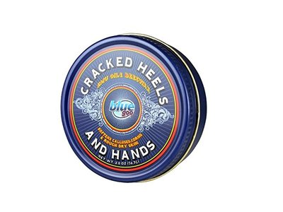 Blue Goo Cracked Heel and Hand Skin Softener, 2 Ounce