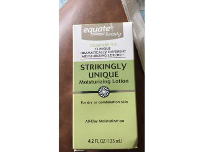 Equate Strikingly Unique Moisturizing Lotion, 4.2 fl oz - Image 4