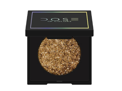 Dose of Colors Cosmetics Eyeshadow Block Party Collection, Heart of Gold