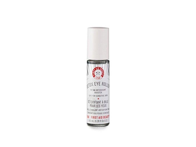First Aid Beauty Detox Eye Roller, 0.28 oz
