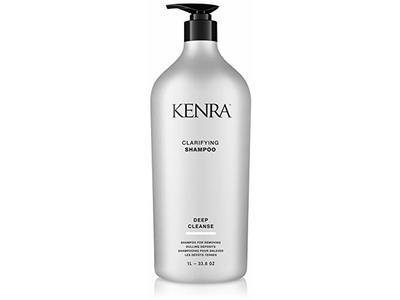 Kenra Professional Clarifying Shampoo, Deep Cleanse, 33.8 oz / 1 L
