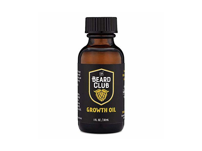 The Beard Club Beard Growth Oil, 1 fl oz