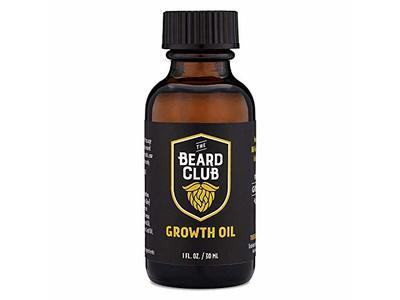 The Beard Club Beard Growth Oil, 1 fl oz