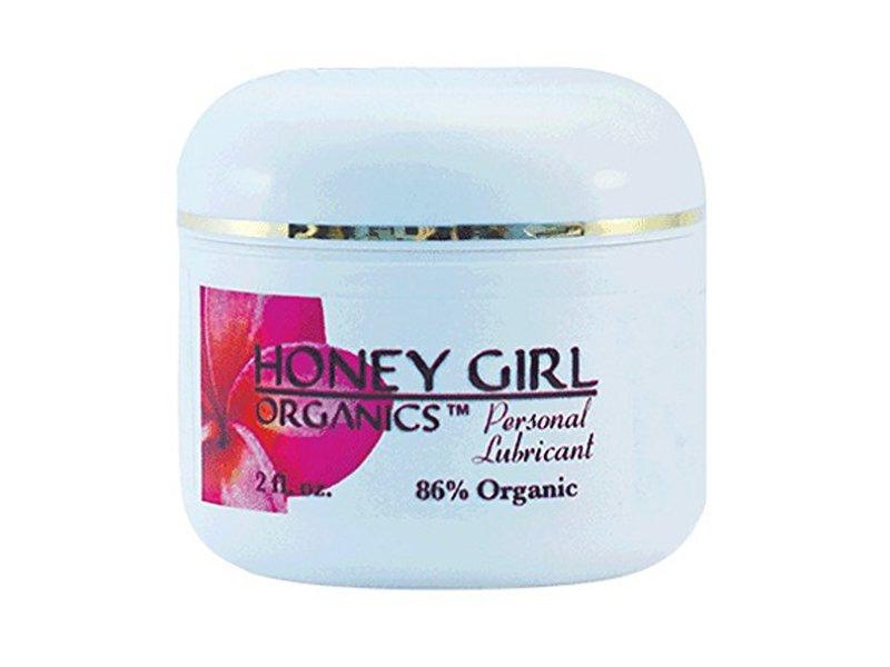 Honey Girl Organics Personal Lubricant, 2 fl oz