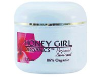 Honey Girl Organics Personal Lubricant, 2 fl oz - Image 2