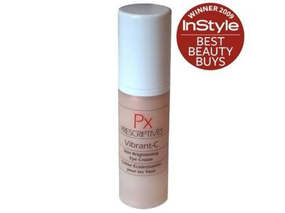 Prescriptives Px Vibrant-C Skin Brightening Eye Cream, .5 Oz / 15 ml