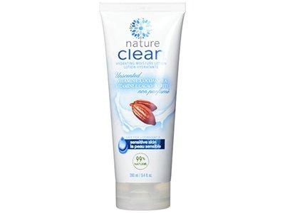 Nature Clean Moisturizing Lotion, Unscented, 9.4 fl oz - Image 1