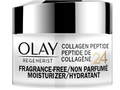 Olay Regenerist Collagen Peptide 24 Hydrating Moisturizer, 0.5 fl oz/15 mL