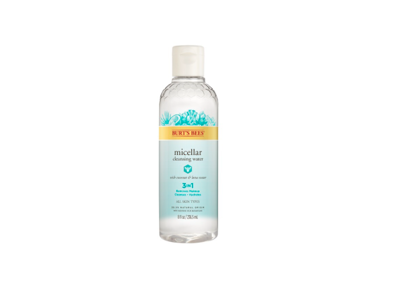Burt's Bees Micellar Cleansing Water with Coconut & Lotus Water