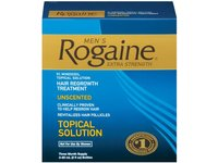 Men's Rogaine Extra Strength Hair Regrowth Treatment-unscented, Johnson & Johnson - Image 2