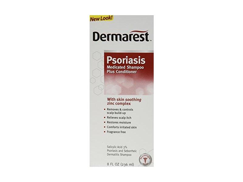 Dermarest Psoriasis Shampoo and Conditioner