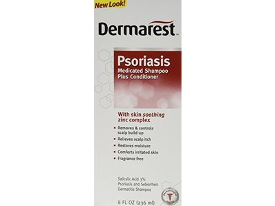 Dermarest Psoriasis Shampoo and Conditioner
