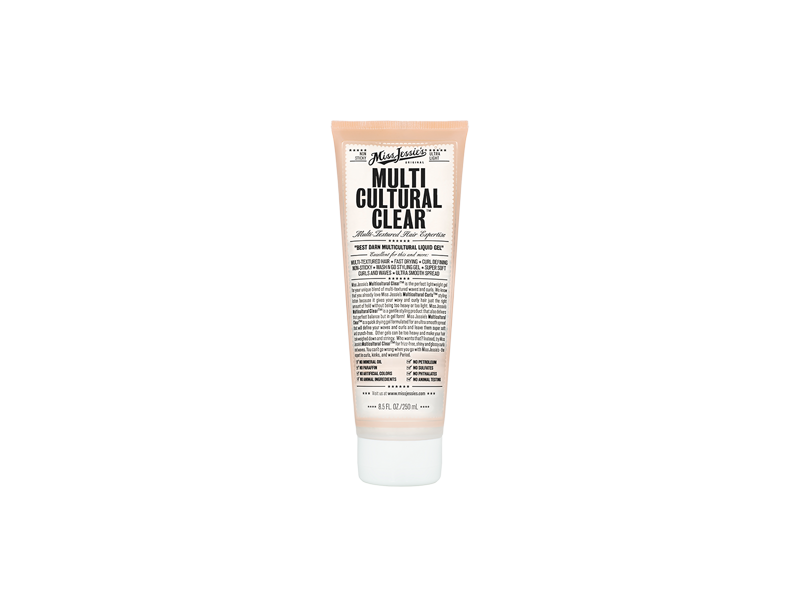 Miss Jessie's MultiCultural Clear, 8.5 oz