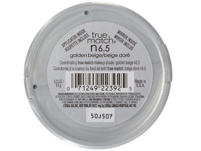 L'oreal Paris True Match Super-blendable Powder - Natural Beige - w4 - Image 4