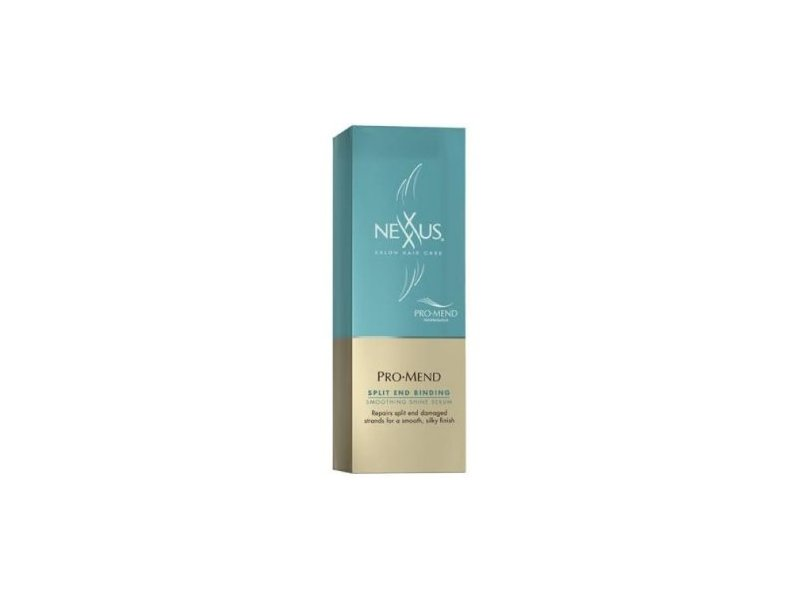 Nexxus Promend Smoothing Shine Serum, Unilever