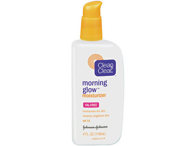 Clean & Clear Morning Burst Morning Glow Moisturizer, Johnson & Johnson - Image 1