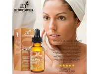 ArtNaturals Enhanced Vitamin C Serum with Hyaluronic Acid - Image 4