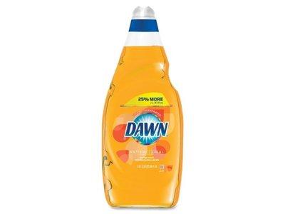 Dawn Ultra Antibacterial Hand Soap/Dishwashing Liquid, Orange Scent, 38 fl oz oz (case of 20)