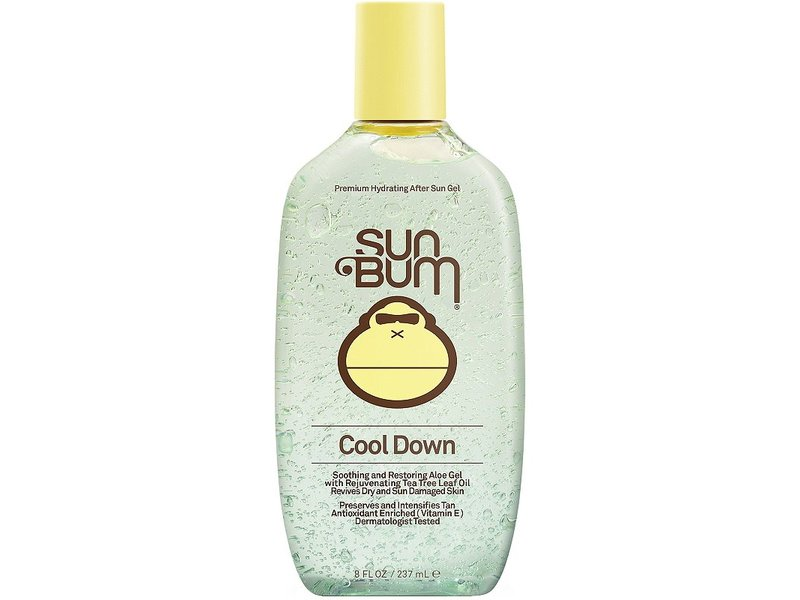 Sun Bum Cool Down Soothing & Cooling Aloe Gel, 8 oz