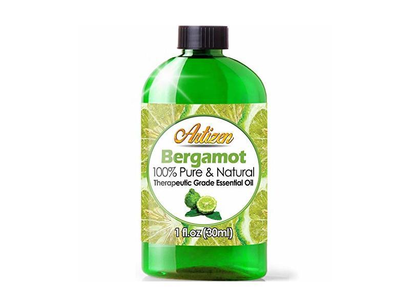 Artizen Bergamot Essential Oil, 1 oz