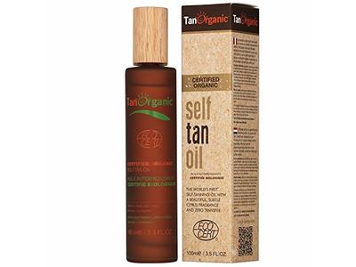 TanOrganic Organic Self-Tanning Oil - 3.5 oz