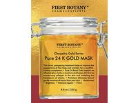 First Botany Cosmeceuticals Pure 24 K Gold Facial Mask 8.8 oz - Image 6