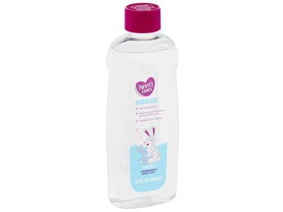 Parent's Choice Baby Oil, 14 fl oz