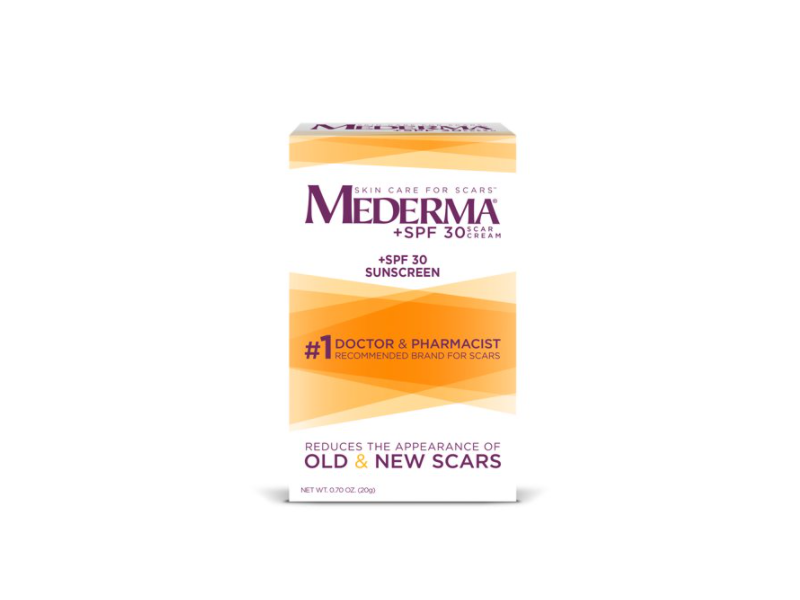 Mederma Skin Care Scar Cream Plus SPF30, 0.70 oz