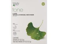 Beauty 360 2-Step Serum & Hydrogel Neck Mask - Image 2