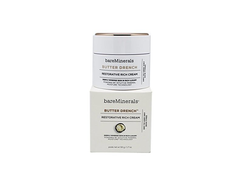 bareMinerals Butter Drench Restorative Cream, 1.7 Ounce