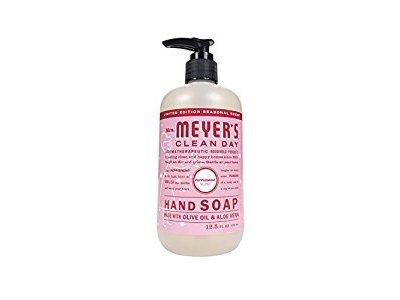 Mrs. Meyer's Hand Soap, Peppermint, 12.5OZ - Image 1