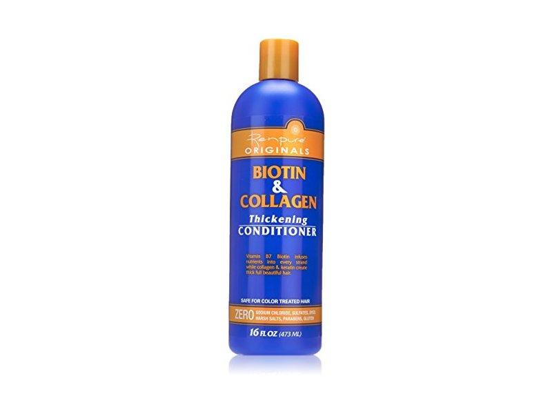 Renpure Biotin and Collagen Conditioner, 16 Ounce