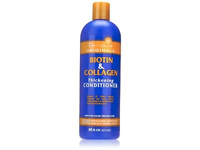 Renpure Biotin and Collagen Conditioner, 16 Ounce