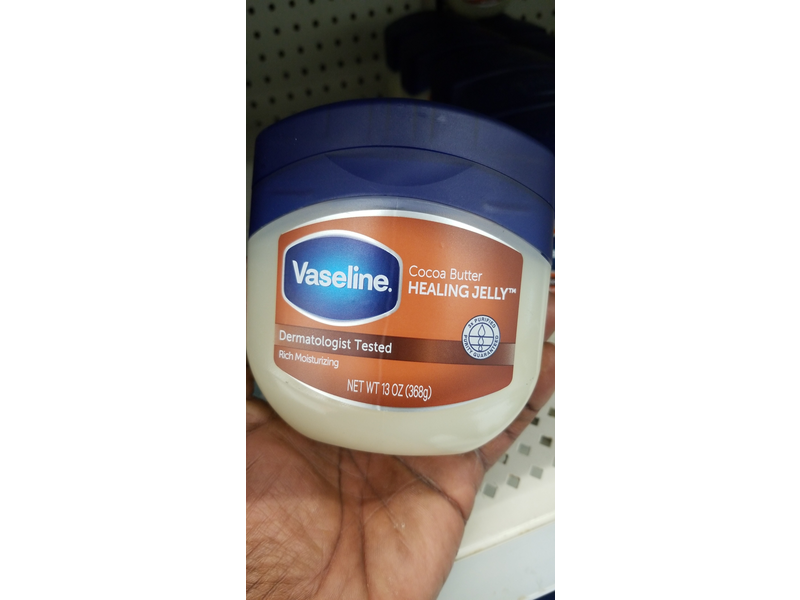 Vaseline Cocoa Butter Healing Jelly, 13 oz