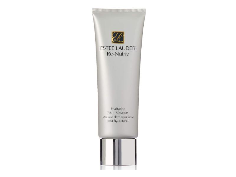 Estee Lauder Re-Nutriv Hydrating Foam Cleanser, 4.2 fl oz/25 ml