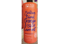 Not Your Mother's Shampoo, Sicilian Blood Orange & Black Currant, Smooth & Soften, 16 fl oz/473 mL - Image 3