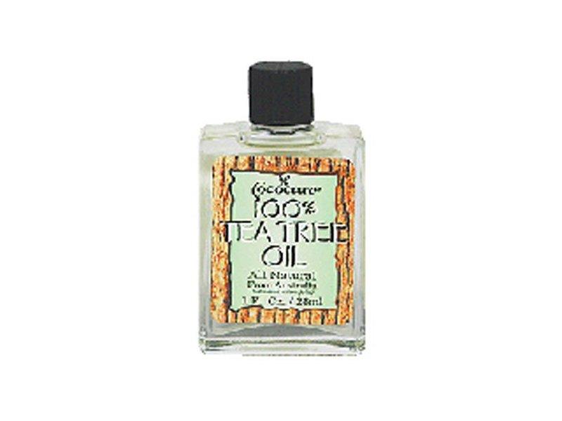 Cococare Tea Tree Oil 100% 1 oz ( Multi-Pack)