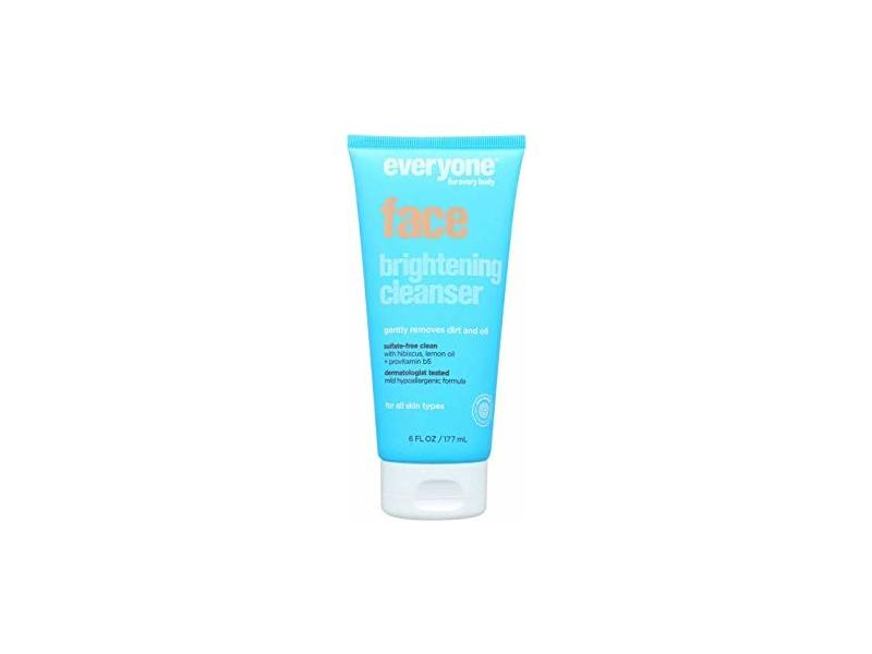 Everyone Face Brightening Cleanser, 6 OZ.