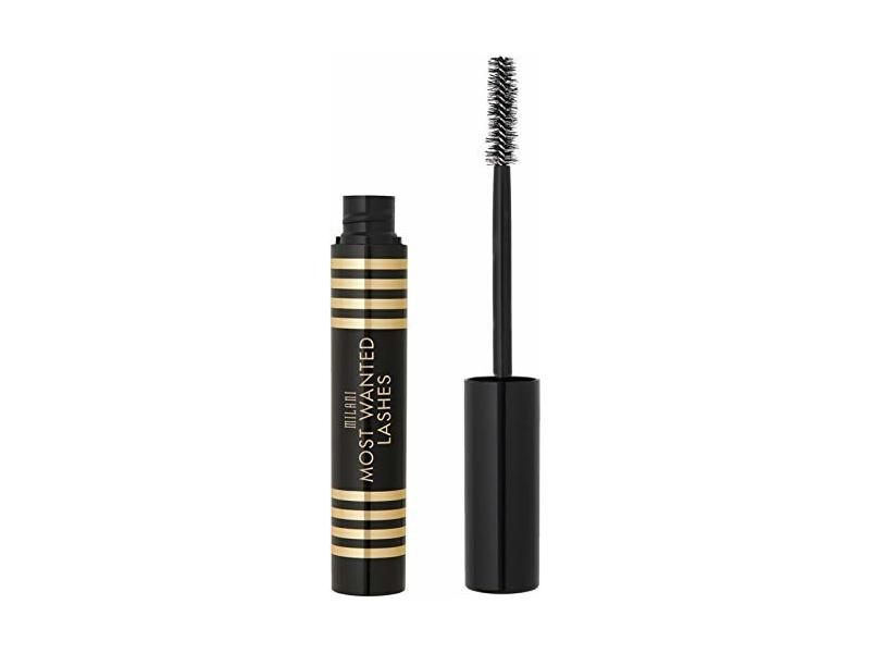 Milani Most Wanted Lift & Curl Mascara, 110 Black