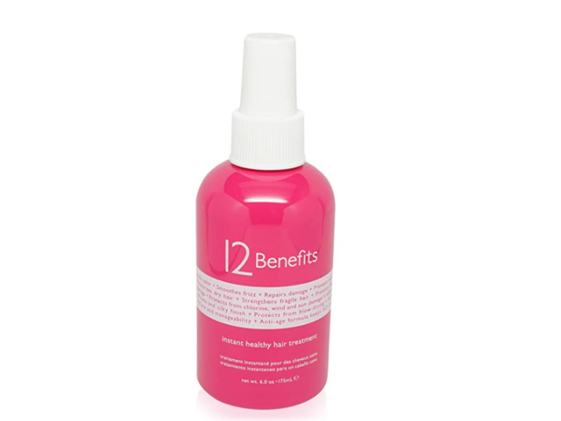 12 Benefits Instant Healthy Hair Treatment, 6 fl oz