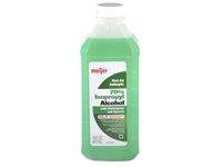 Meijer First Aid Antiseptic 70% Isopropyl Alcohol, Wintergreen & Glycerin, 16 fl oz - Image 2