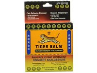 Tiger Balm Ultra Pain Relieving Ointment, 1.7 oz - Image 2
