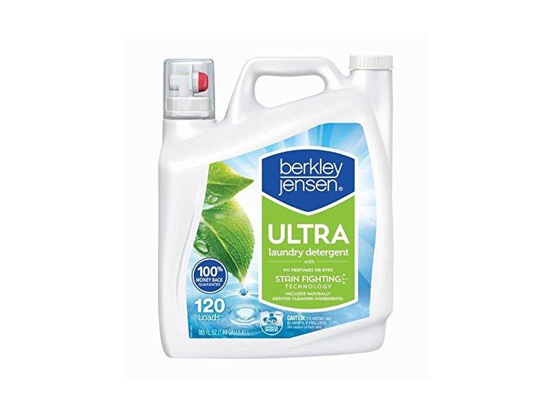 Berkley Jensen Ultra Laundry Detergent, 164 oz