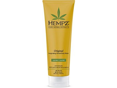 Hempz Original Invigorating Herbal Body Wash, 8.5 fl oz/250 mL