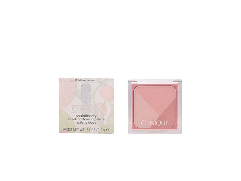 Clinique Sculptionary Cheek Contouring Palette, No. 01 Defining Nectars, 0.31 Ounce