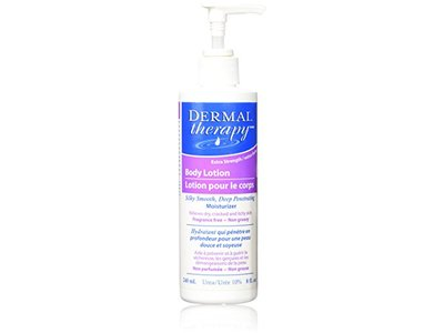 Dermal Therapy Body Lotion Extra Strength, 8 oz